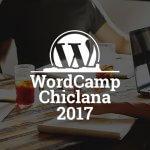 WordCamp Chiclana 2017