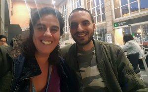En la estación con Alejandro Gil