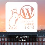 WordCamp Madrid 2018