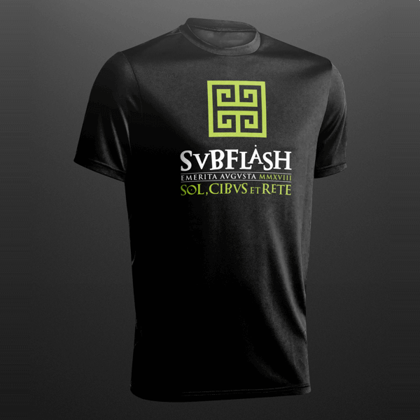 Camiseta Subflash 2018 gracias al patrocinio de Nitsnets