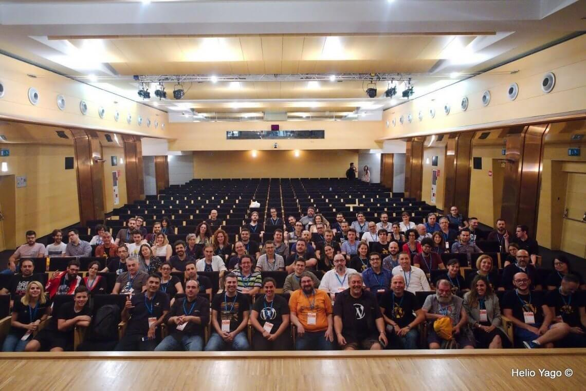 WordCamp Valencia 2018
