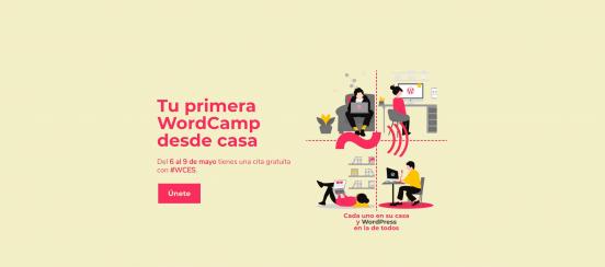 WordCamp España 2020